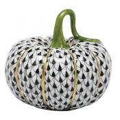 Herend Cinderella Pumpkin - Black