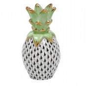 Herend Small Pineapple - Black