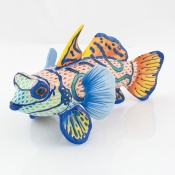 Herend Reserve Collection Mandarin Fish