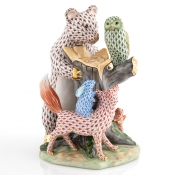 Herend Reserve Collection Forest Friends