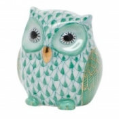 Herend Owlet Green