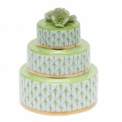 Herend Wedding Cake Key Lime