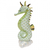 Herend Sea Horse - Key Lime