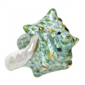 Small Conch Shell Key Lime