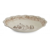 Arte Italica Villaggio Oval Bowl