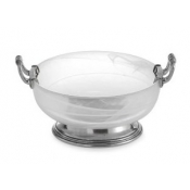 Volterra Small Bowl with Handles