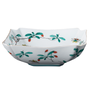 Low Square Bowl - 8.5""
