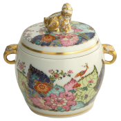 Foo Dog Jar -6""